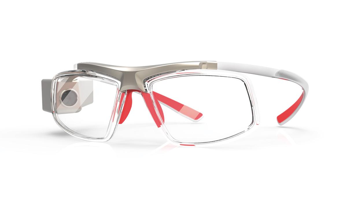 GlassUp okosszemüveg