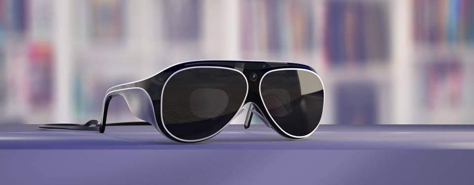 MetaPro okosszemüveg