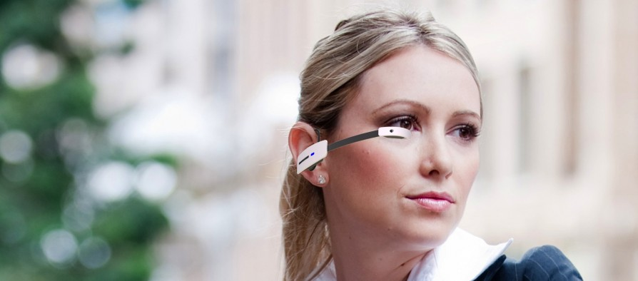 Vuzix okosszemüveg