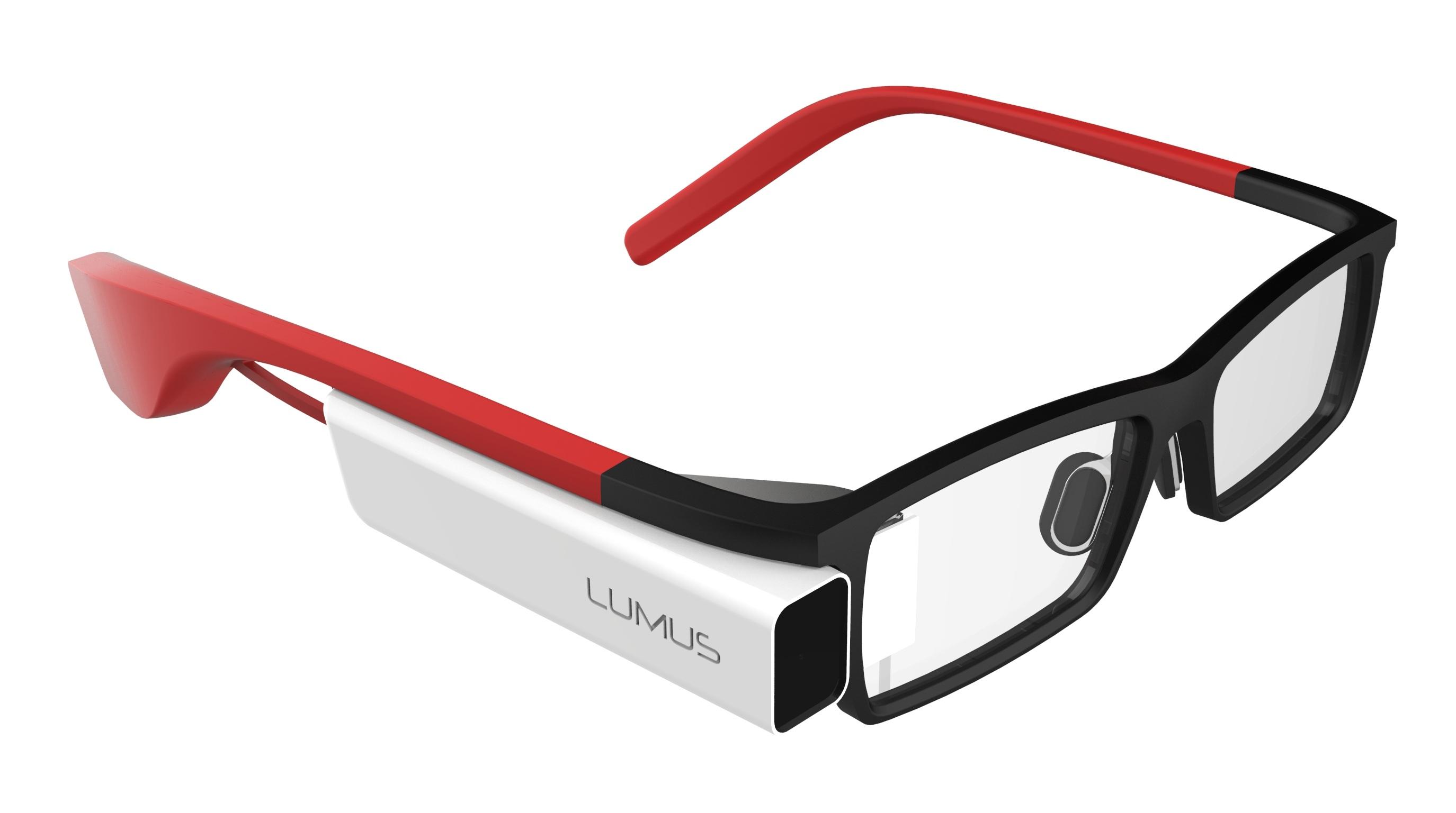 Lumus okosszemüveg keret