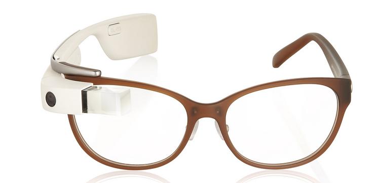 Google Glass okosszemüveg