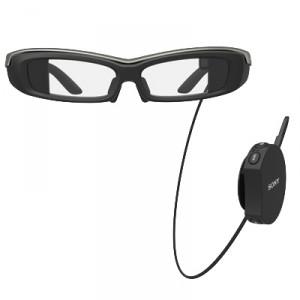 Sony okosszemüveg
