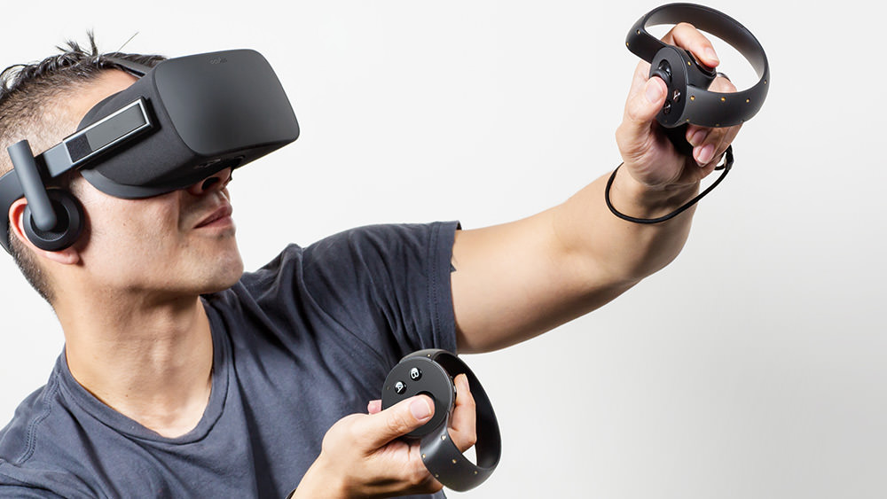 Oculus Rift kontroller